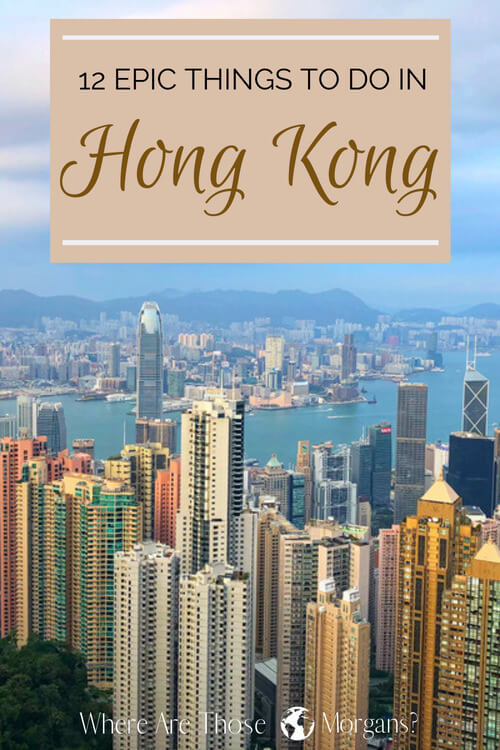Hong Kong things to do pinterest