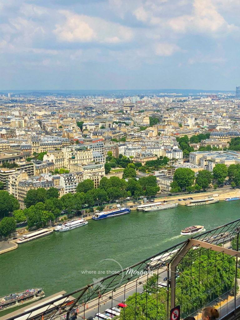 River Cruise on the Seine in Paris