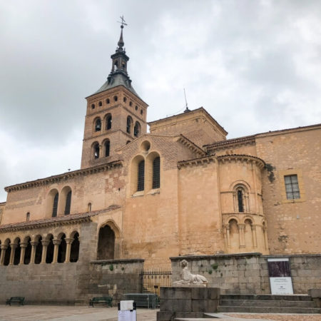 another church in Segovia