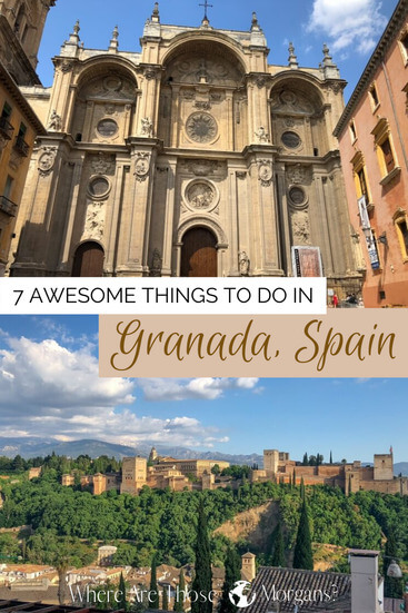 granada things to do pinterest