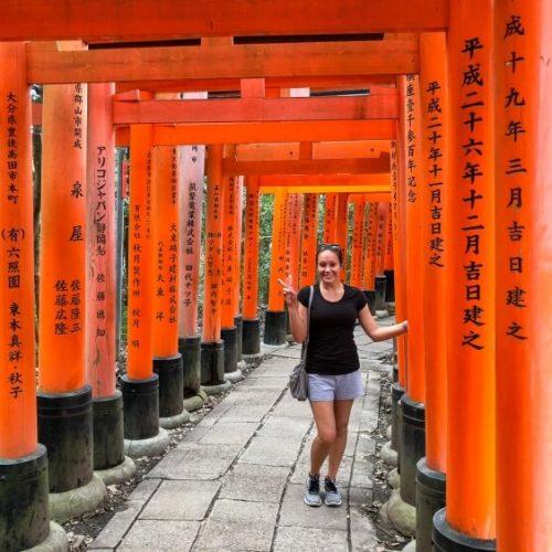 Kristen in Japan