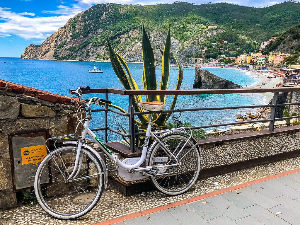 Bike Cinque Terre Italy Day Trip Destinations