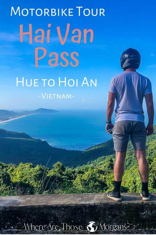 Motorbike Tour Hai Van Pass Hue To Hoi An Vietnam