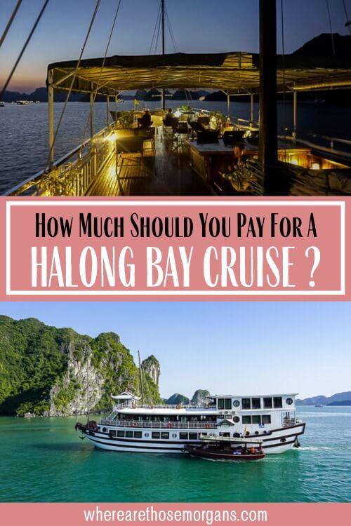 book cheap budget cruise Halong Bay, Vietnam