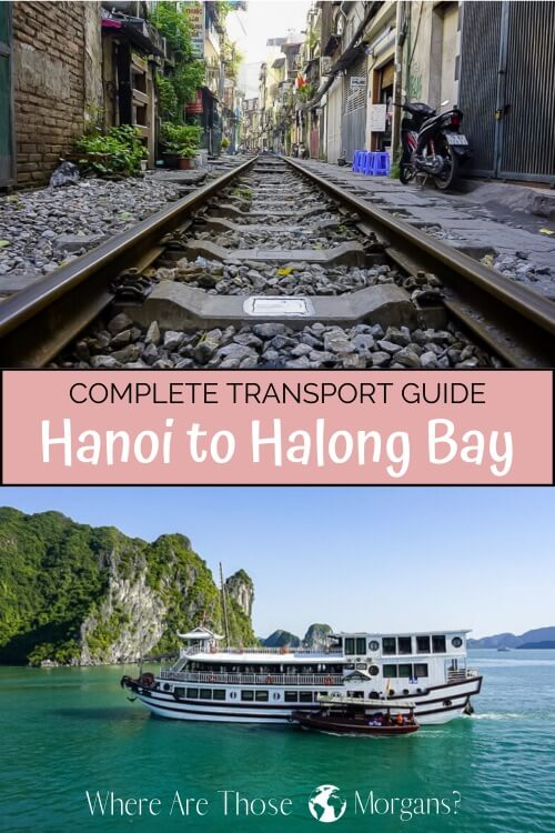 Complete Transport Guide Hanoi to Halong Bay