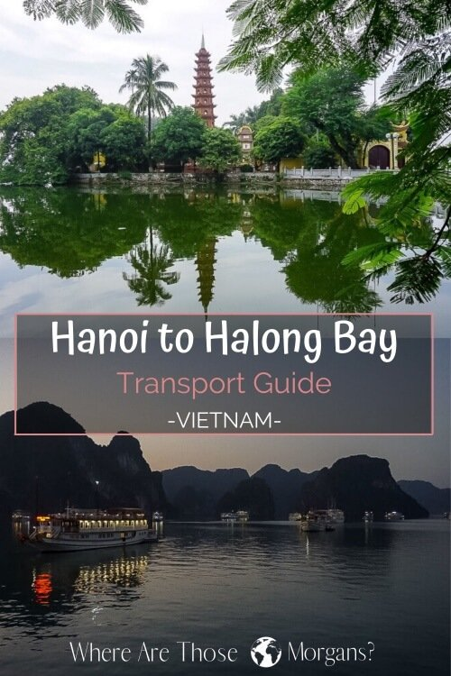 Hanoi to Halong Bay Complete Transport Guide Vietnam