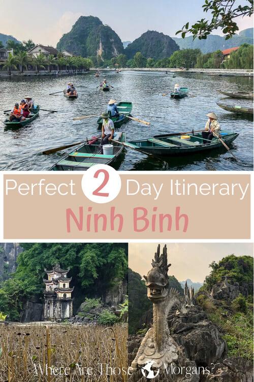 Vietnam Ninh Binh itinerary things to do
