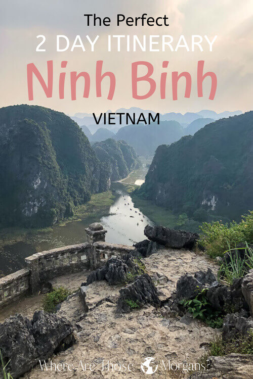 Things to do in Ninh Binh Vietnam Itinerary