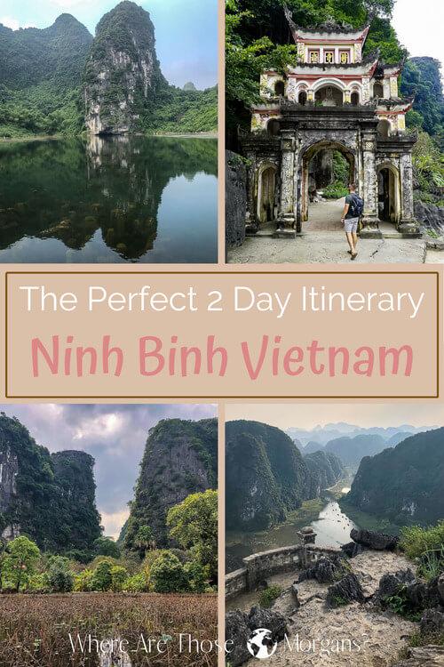 Ninh Binh itinerary things to do in Ninh Binh vietnam