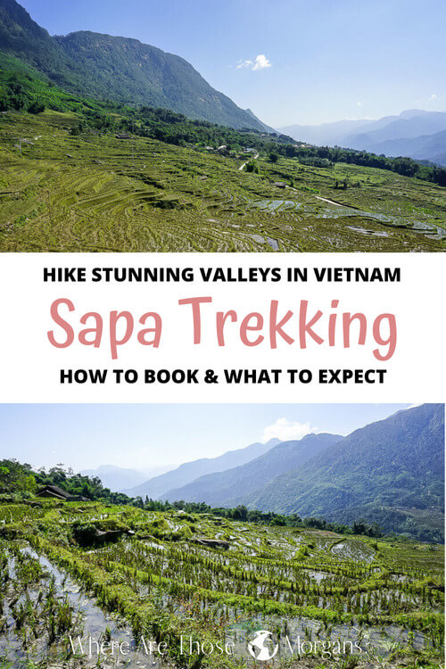 Hike Stunning Valleys In Sapa, Vietnam: How To Book Your Trekking Tour