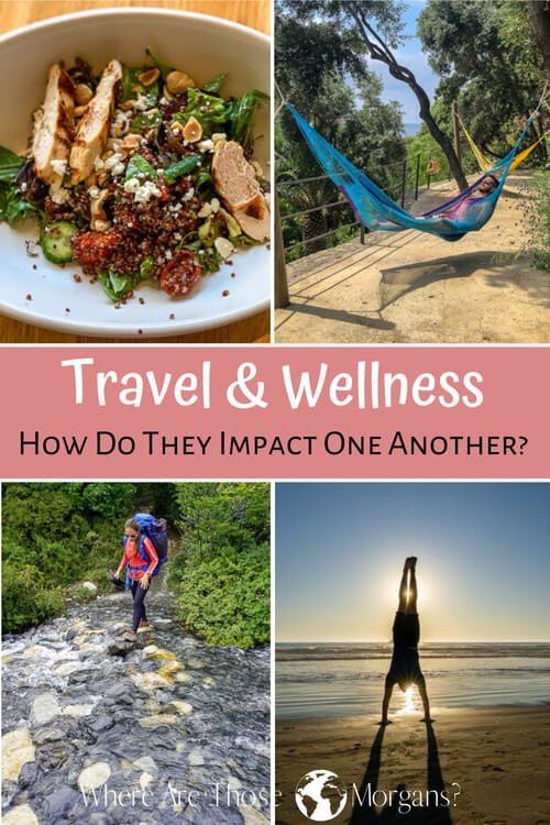 Travel and wellness how do they impact one another