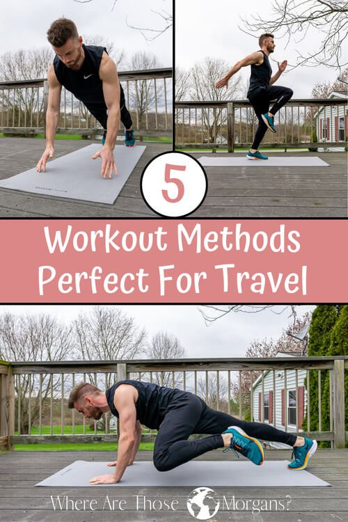 5 workout methods perfect for travel
