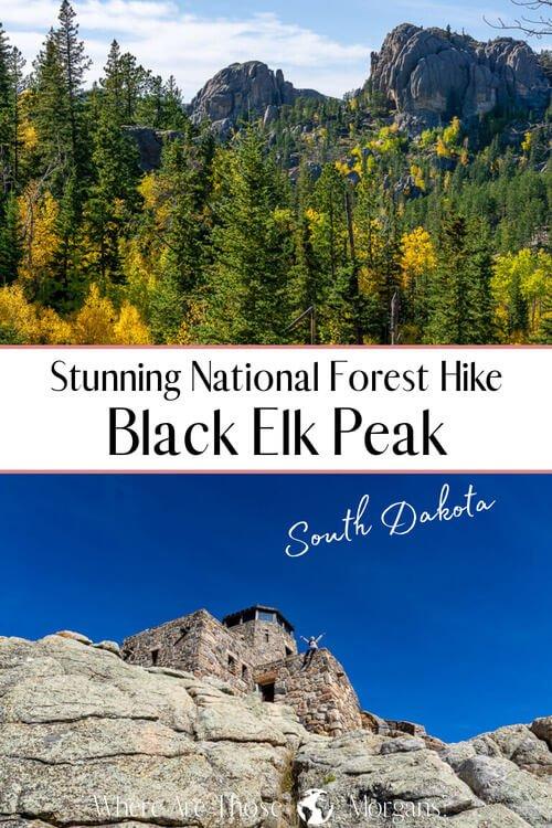 Stunning National Forest Hike Black Elk Peak South Dakota