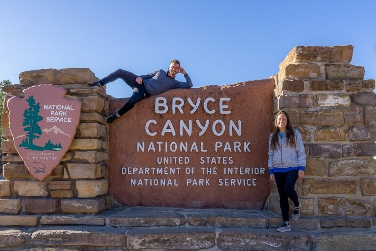 Zion to Bryce Canyon 3 day road trip Utah