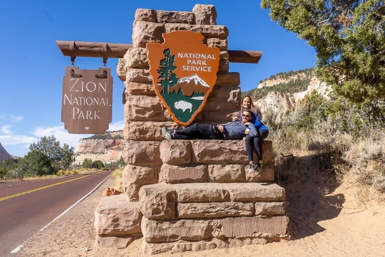 Bryce Canyon to Zion national park Utah road trip 3 awesome days