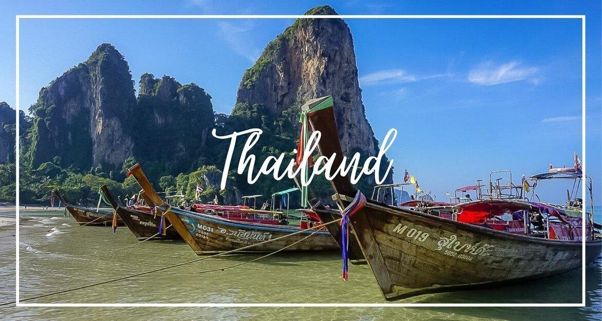 Thailand travel guides itineraries Where Are Those Morgans Koh Lipe Koh Lanta Bangkok Chiang Mai