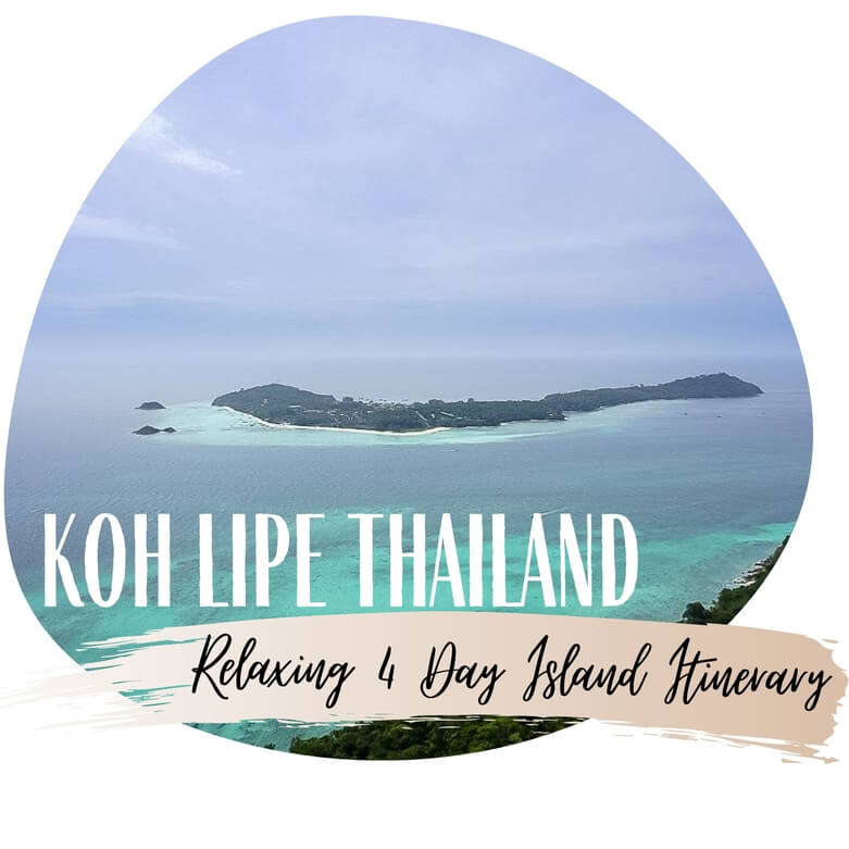 Koh Lipe island Thailand where are those Morgans featured travel itineraries