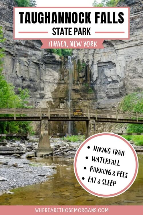 Taughannock Falls State Park Ithaca New York Hiking and Waterfall Guide