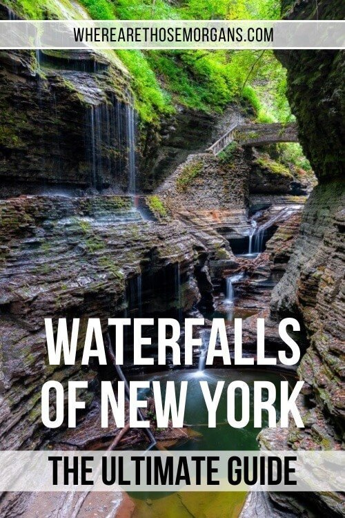 Waterfalls of New York the ultimate guide