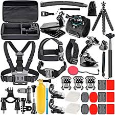 50 in 1 accessories pack for GoPro