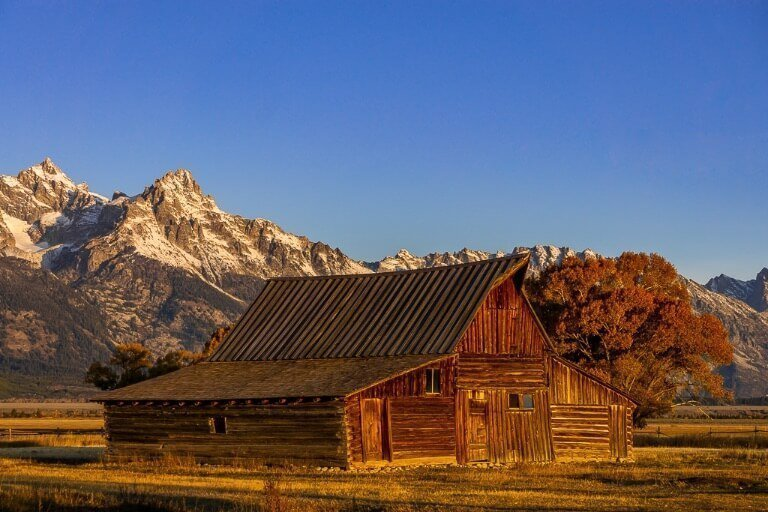 TA Moulton barn mormon row photography best things to do in grand teton national park and itinerary