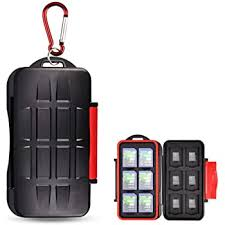 SD Cards need a place to be stored and this case is cheap strong and perfect for all photographers