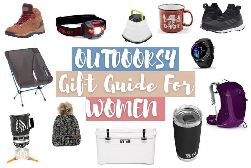 Outdoorsy Gifts For Women 30 Hiking Camping Cozy Gift Ideas